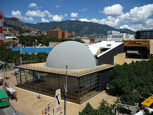 Planetario de Medellín Jesús Emilio Ramírez González museums in Medellin