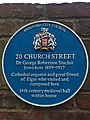 Plaque at 20 Church Street Hereford.jpg