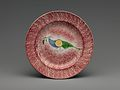 Plate with peafowl MET DP-12252-039.jpg