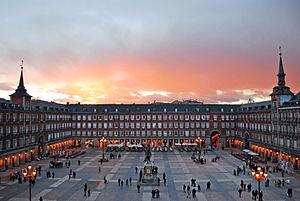 Plaza Mayor de Madrid 02