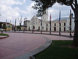 Ocaña, Norte de Santander - Image: Plazaocaña