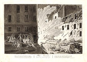 Image illustrative de l'article Attentat de la rue Saint-Nicaise