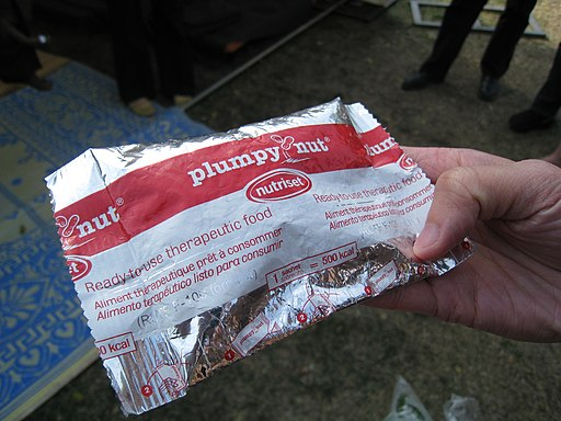 Plumpy'nut - from Flickr 2874479122