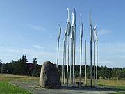 Podzamcze - Pole Bitwy pod Maciejowicami z 1794 r. Pomnik AL01