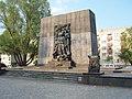 Pomnik Bohaterów Getta - panoramio.jpg