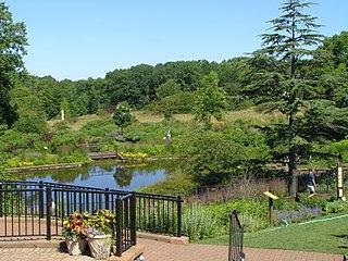 Holden Arboretum non-profit organisation in the USA