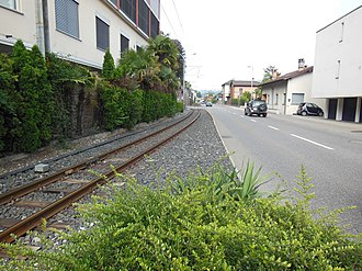 Ponte Tresa railway station - Image: Ponte Tresa railway station 03