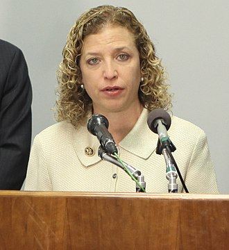 Russian interference in the 2016 United States elections - Debbie Wasserman Schultz resigned her position as chairperson of the DNC.