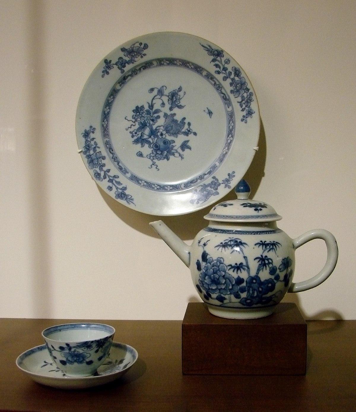 kina porselen