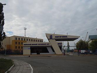 Izmail - Port of Izmail