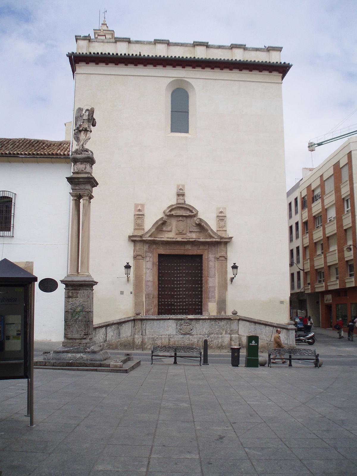Iglesia de San Salvador y Santo Domingo de Silos (Córdoba ...