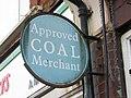 Portland Road, South Norwood, coal merchant sign - geograph.org.uk - 1979282.jpg