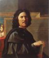 Portrait de l'artiste, Nicolas Poussin, 1650, Musée du Louvre, Paris.png