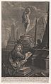 Portrait of Adrian Beverland Drawing a Statue of Callipygian Venus MET DP867702.jpg