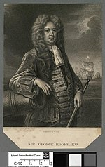 Sir George Rooke, Knt