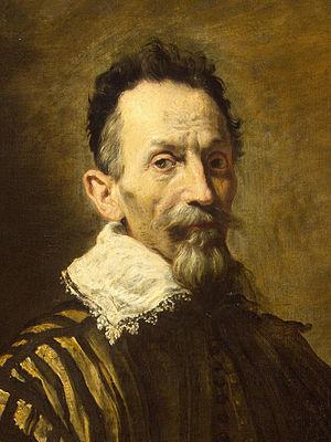 Tristano Martinelli - Image: Portrait of an Actor Domenico Fetti Hermitage ГЭ 153, detail