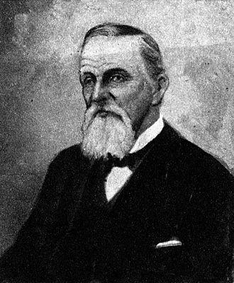 John G. Nichols - Image: Portret Johna G. Nicholsa