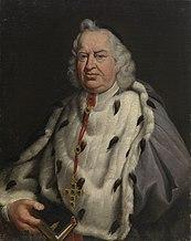 Portret van Henricus Josephus van Susteren, bisschop van Brugge