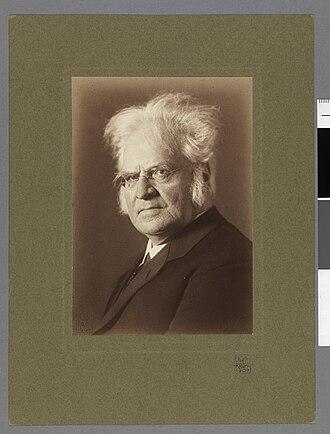 Bjørnstjerne Bjørnson - Bjørnstjerne Bjørnson in 1909