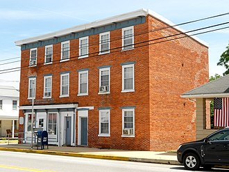 Franklintown, Pennsylvania - Franklintown's post office