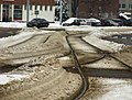 Praha, Řepy, nadměrné množství sněhu.jpg