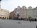Praha, Staroměstské náměstí jihovýchod - panoramio.jpg