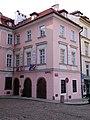 Praha Mala Strana Drazickeho namesti 3 Hotel Pod vezi.jpg