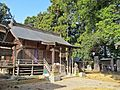 Precincts of Taga-jinja shrine in Taihaku ward,Sendai city.JPG