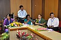 Presentation-Discussion by Past Fellows - VMPME Workshop - Science City - Kolkata 2015-07-15 8745.JPG