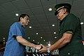 President Rodrigo Duterte at the Francisco Bangoy International Airport 1.jpg