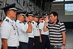 President Rodrigo R. Duterte at Villamor Airbase in Manila.jpg