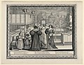 Print, Le Retour du Baptesme (Return from the Baptism), Plate IV, from Le Mariage à la Ville (Marriage in the City), 1633 (CH 18653543).jpg