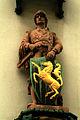 Prinzenstraße 13 Herold auf Konsole unter Baldachin nur Skulptur.jpg