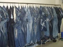Ready-made garment