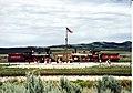 Promontory Summit trains - panoramio.jpg