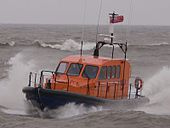 Prototype Fast Carriage Lifeboat 2 off Lowestoft.jpg