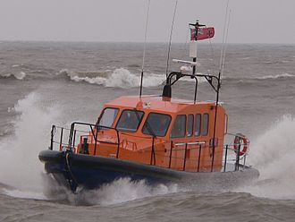 Shannon-class lifeboat - FCB2, the prototype boat