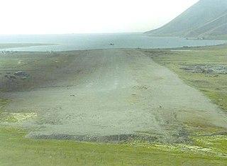 Provideniya Bay Airport airport in Russia