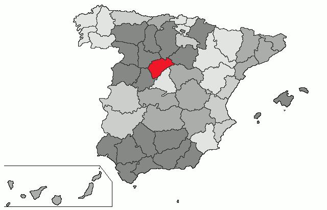 Provincia Segovia