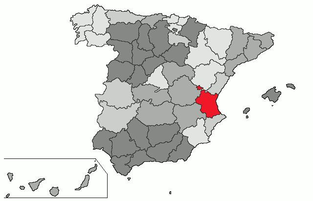 Provincia Valencia