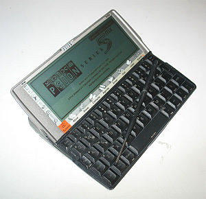 Psion Sries 5mx notebook