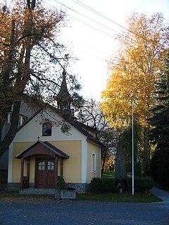 Pstruží Municipality and village in Moravian-Silesian Region, Czech Republic