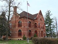 Öffentliche Bibliothek, Kairo, Illinois