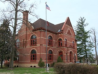 Cairo, Illinois - Public Library, Cairo, IL