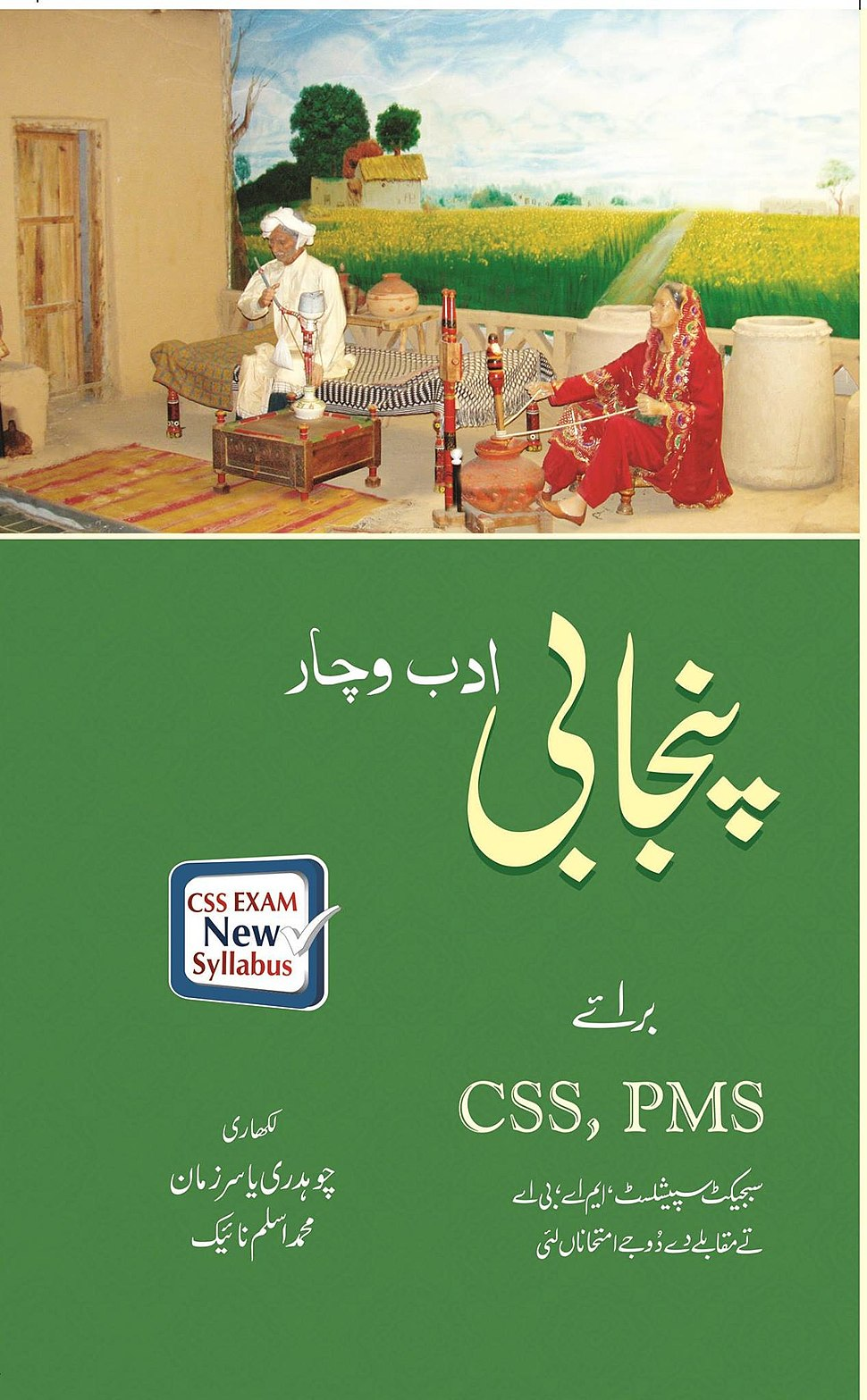 Punjabi Adab Vichaar Revised Edition
