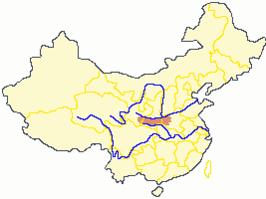 Qinling Shan - Wikipedia