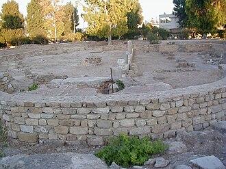 Carthage Paleo-Christian Museum - Image: Quartier paleochretien 2