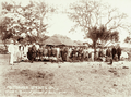 Queensland State Archives 2529 Group of natives at Badu Mulgrave Island 1898.png