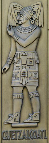 Éxodo....segunda señal / otra señal nos advierte - Página 4 208px-Quetzalcoatl-Lawrie-Highsmith