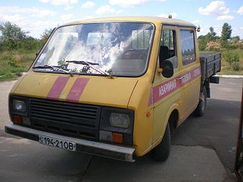 Тюнинг раф 22031 95